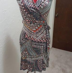 warehouse top/dress size USA 2